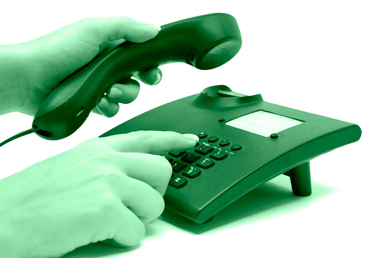 Голосовое приветствие на телефон компании.
